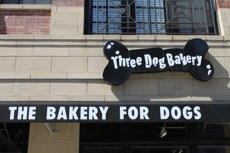 Three Dog Bakery