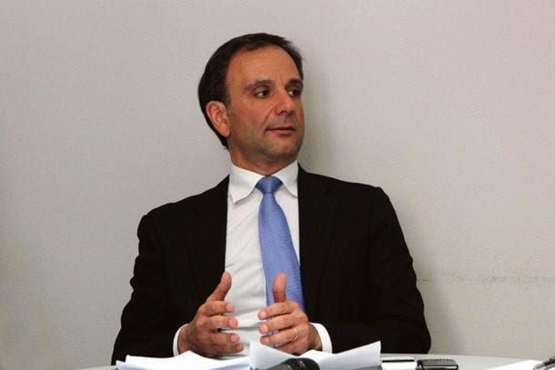 Il sindaco di Savona, Federico Berruti
