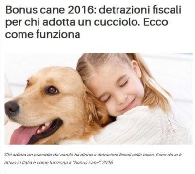 bonuscane